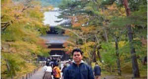Reza Juanda Makmur – Penerima Beasiswa Student Exchange CPCRS Unsyiah