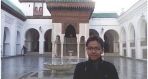 ARIF FADHILAH – Mahasiswa Sarjana di Universitas Mohammed V Agdal, Rabat, Kerajaan Maroko