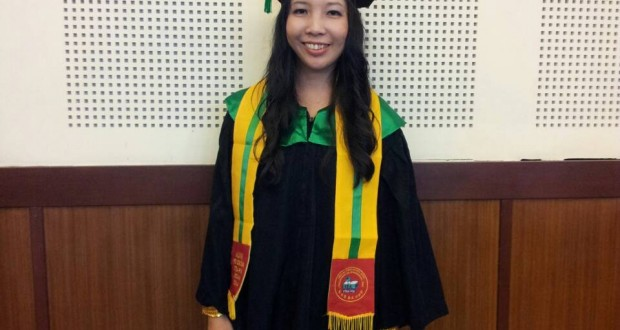 Silvia – Sekolah Tinggi Bahasa Asing Persahabatan International Asia