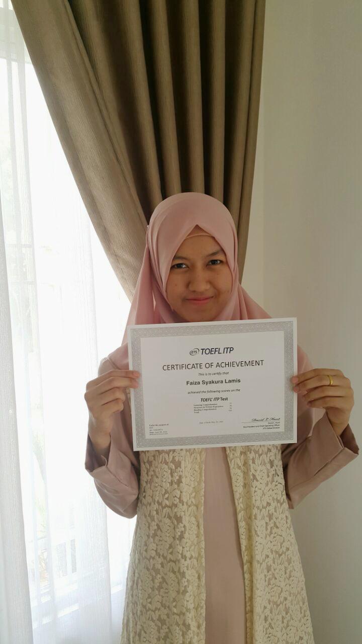 Faiza Syakura Lamis