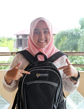 Syifa Busyra – University of Malaya