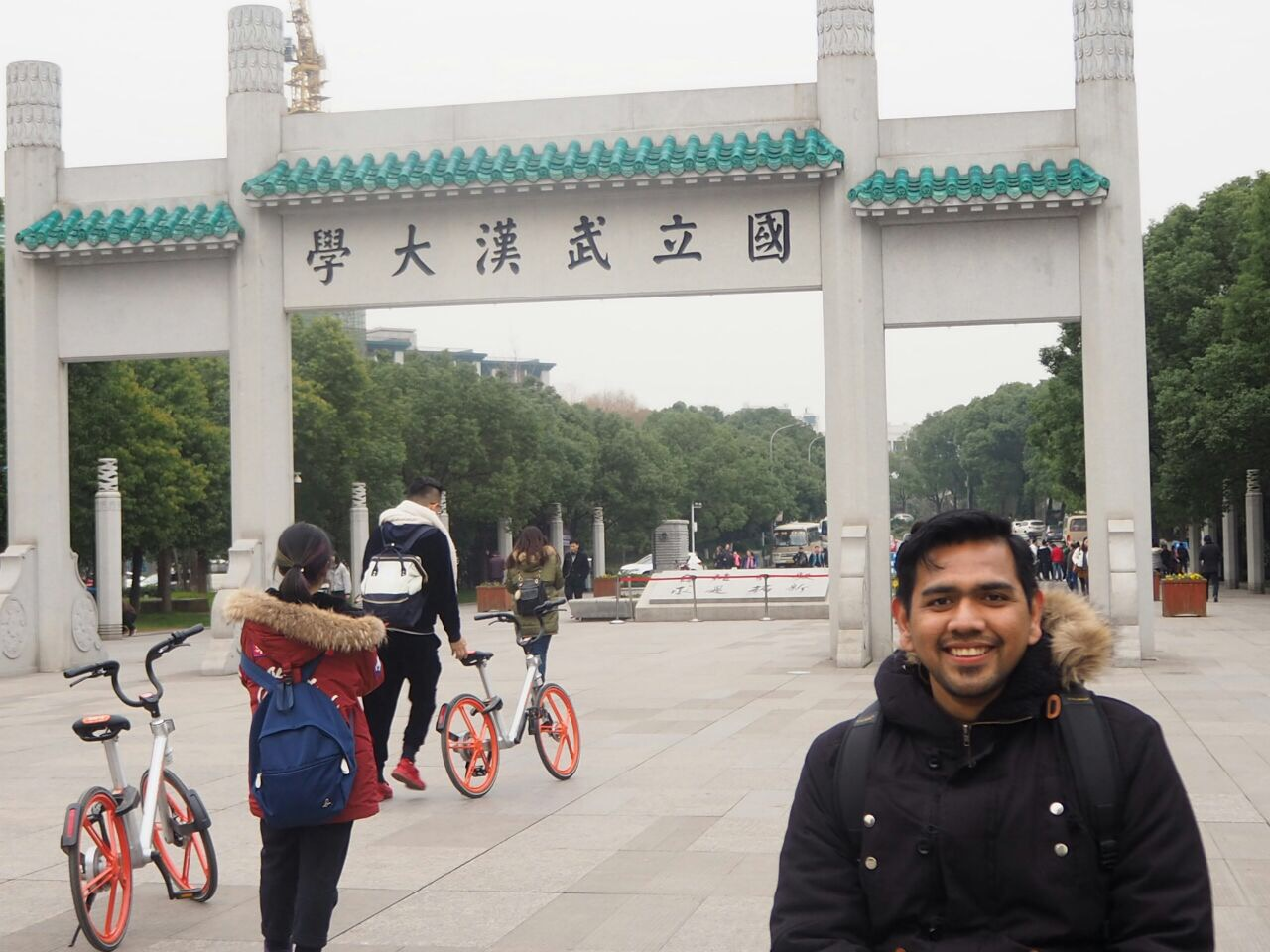 Imam Zarkachi – Master of Politics & International Relations at Central China Normal University, People Republic of China