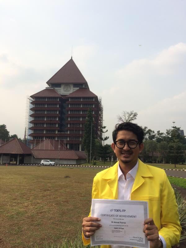 Muhammad Akmal Farraz – Magister Pengembangan Perkotaan Universitas Indonesia