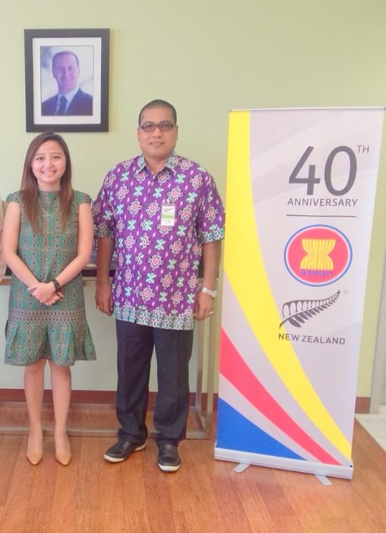 Kerjasama dengan Kedutaan New Zealand Indonesia