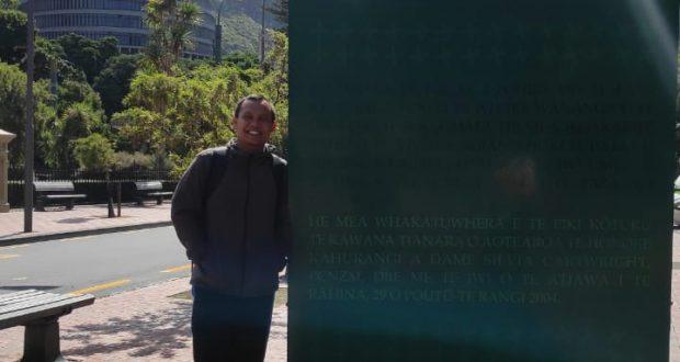 Achsani Taqwim – NZ Aid 2018 – Master of Public Management at Victoria University of Wellington, New Zealand